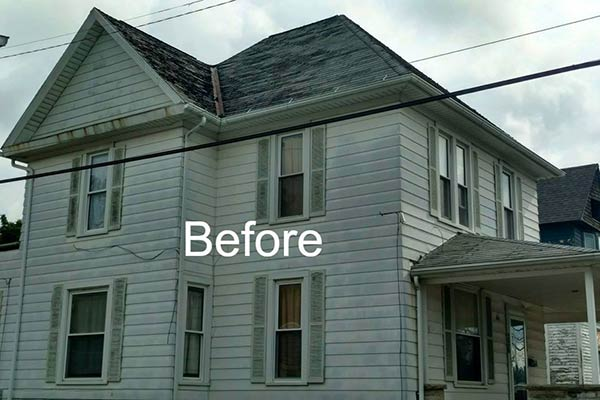 residential roof replacement mfostoria ohio