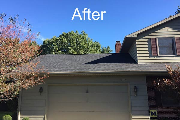 residential roof replacement services in fostoria ohio