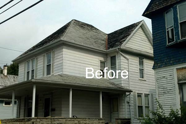 roof repair services fostoria oh